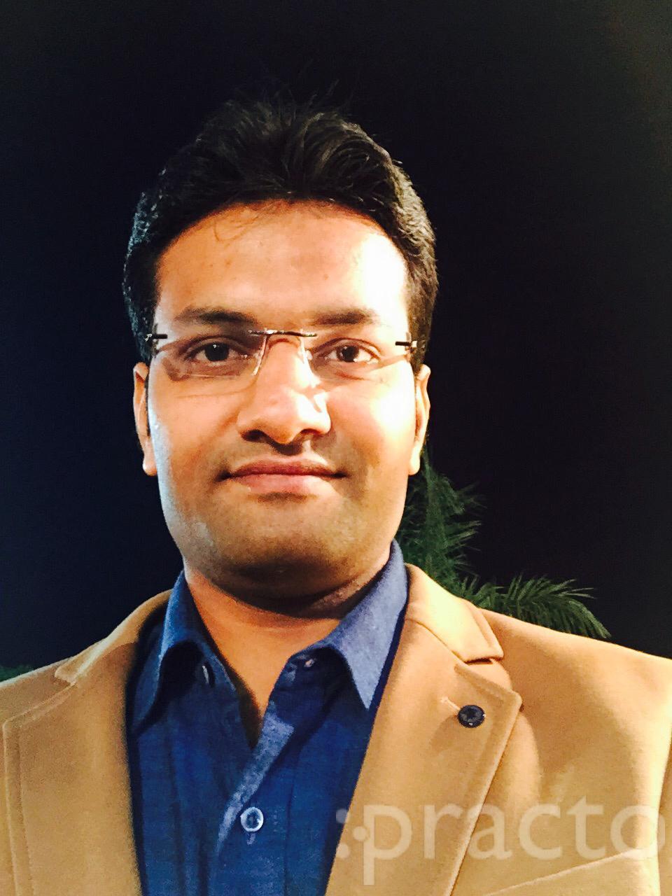 Dr. Malav Sheth - Dentist