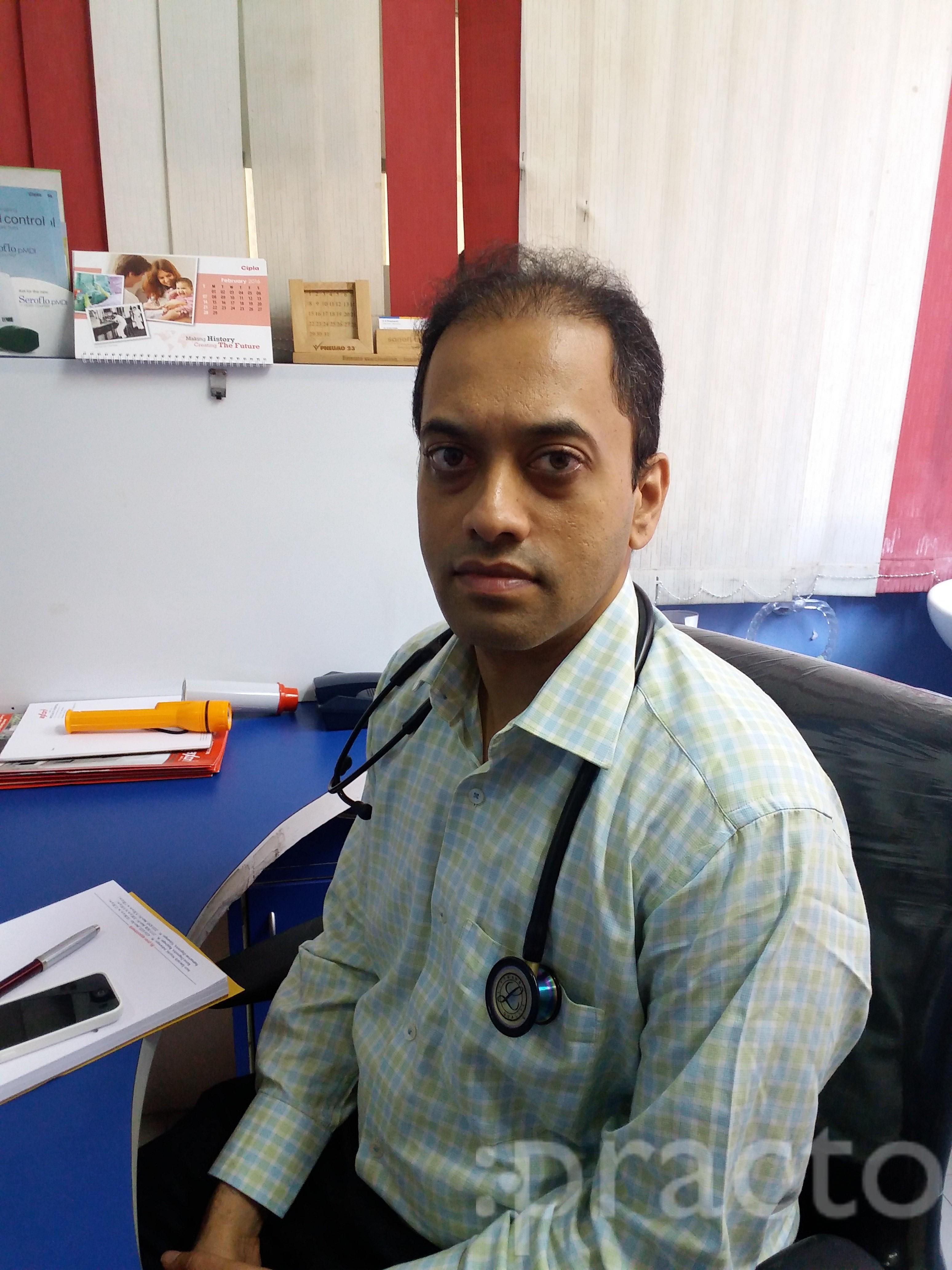 Dr. Mallesh V G - Pulmonologist