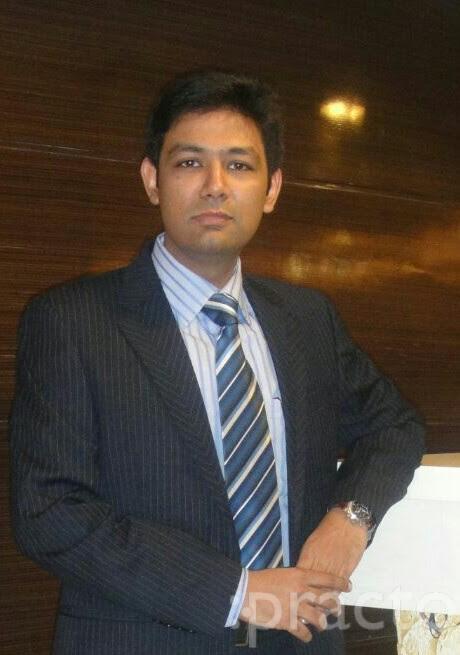 Dr. Manak Gupta - Dentist