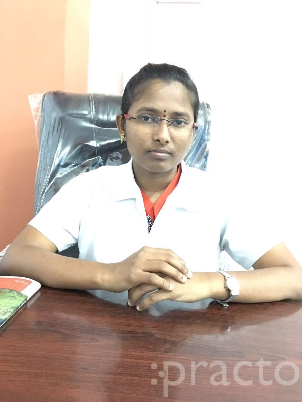 Dr. Manasa - Physiotherapist