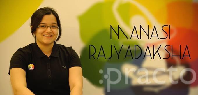 Dr. Manasi Rajadhyaksha - Physiotherapist