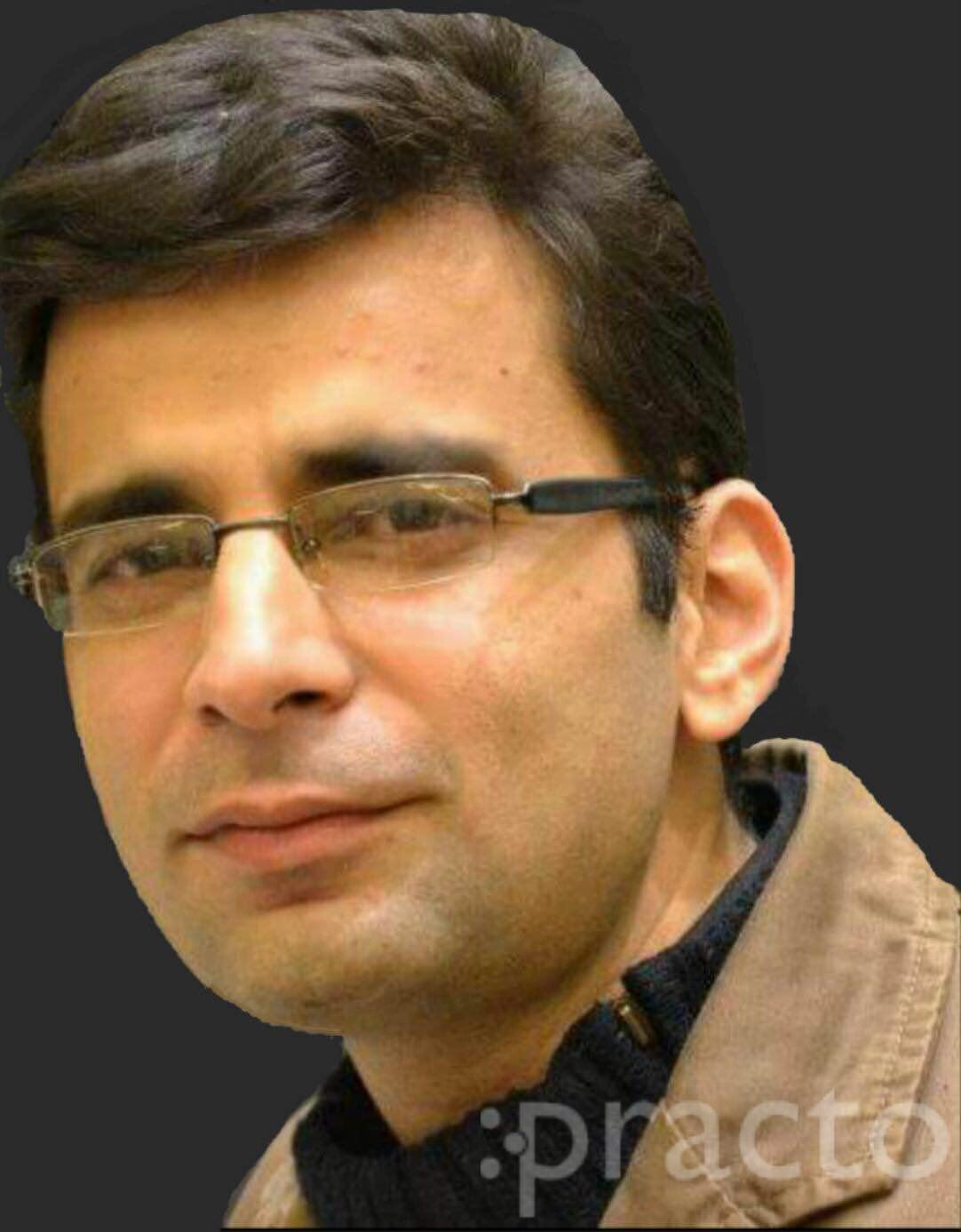 Dr. Manav Baluja - Dentist