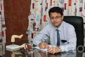 Dr. Mandar Agashe - Orthopedist