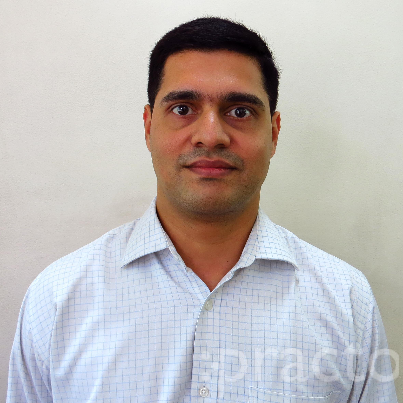Dr. Mandar Ketkar - Dentist