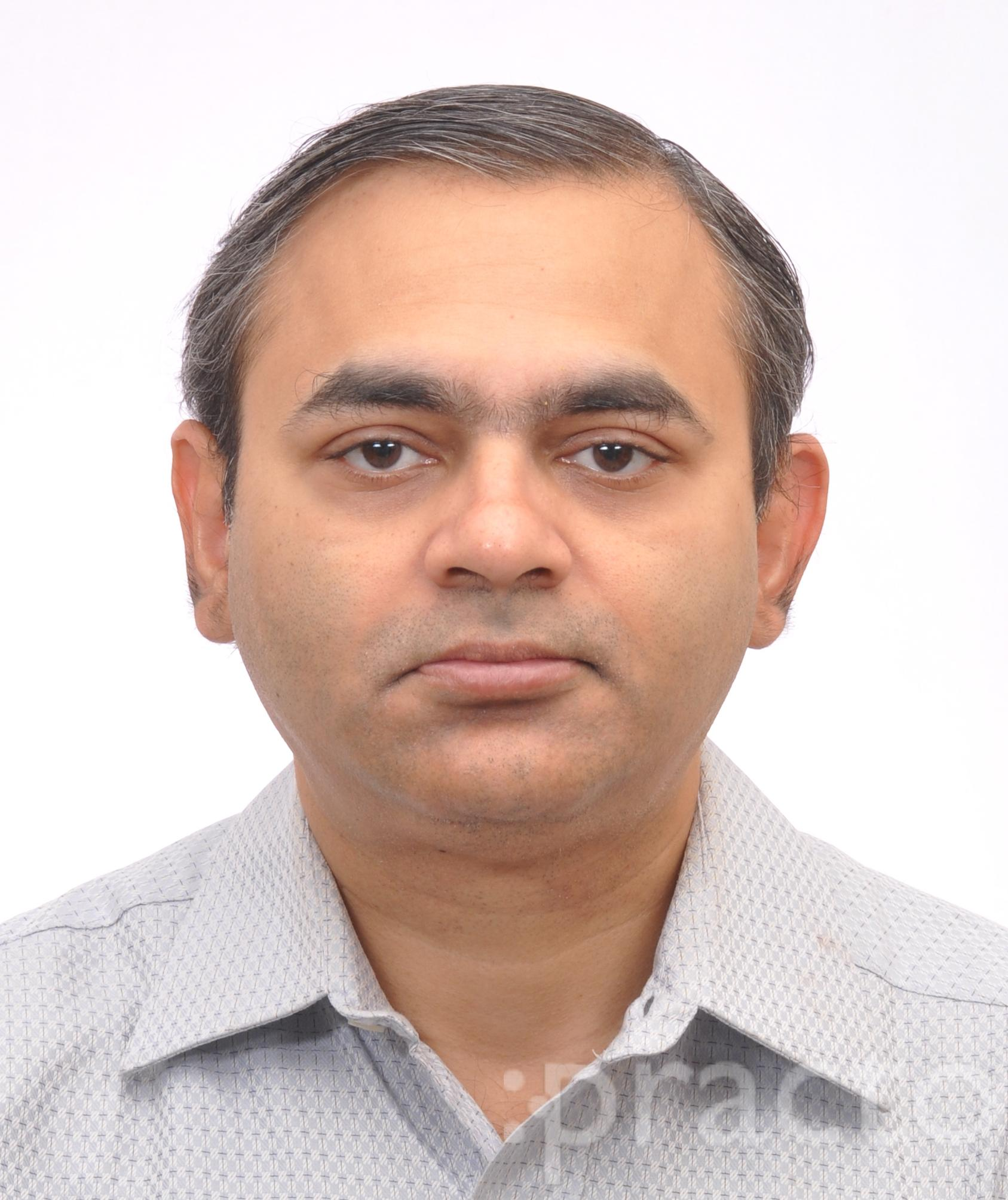 Dr. Mandar Paranjpe - Ophthalmologist