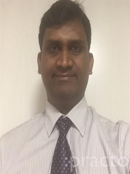 Dr. Manigandan Chandrasekaran - Pediatrician