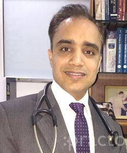 Dr. Manish Mathur - General Physician