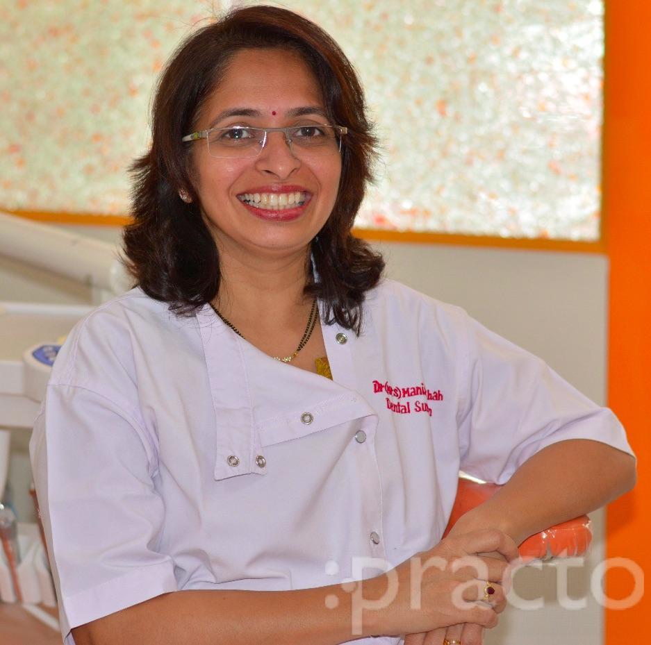 Dr. Manisha Shah - Dentist