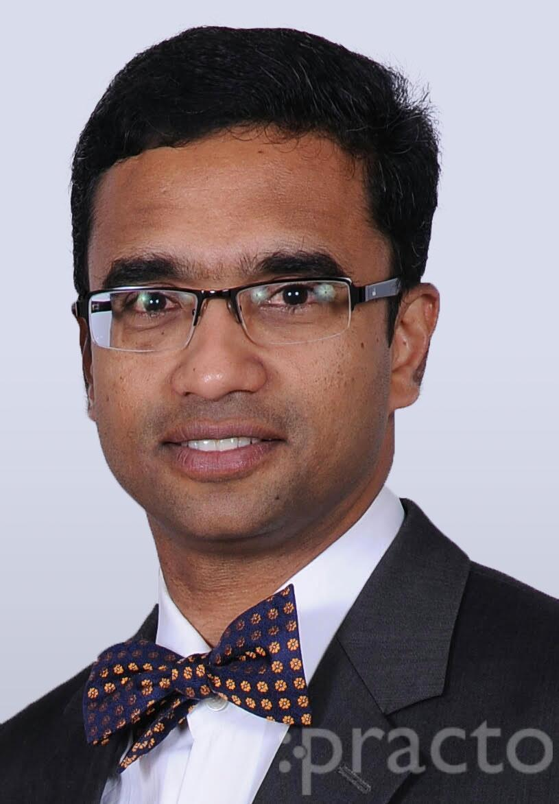 Dr. Manjunath MK - Ear-Nose-Throat (ENT) Specialist