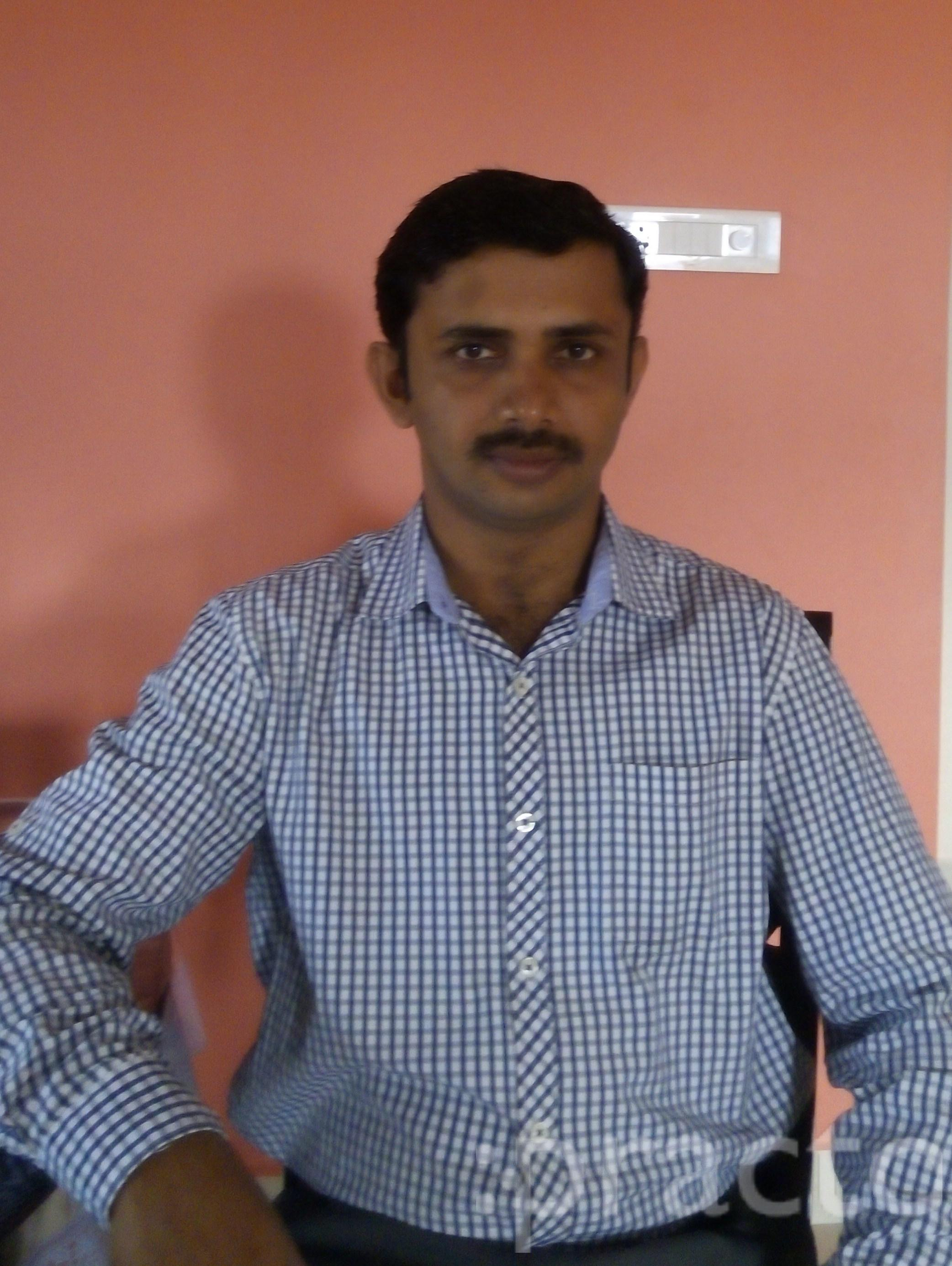 Dr. Manjunath S G - Dentist