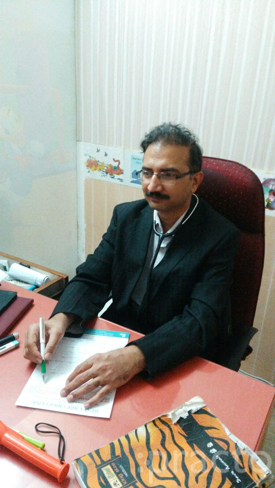 Dr. Manmohan Saini - Pediatrician