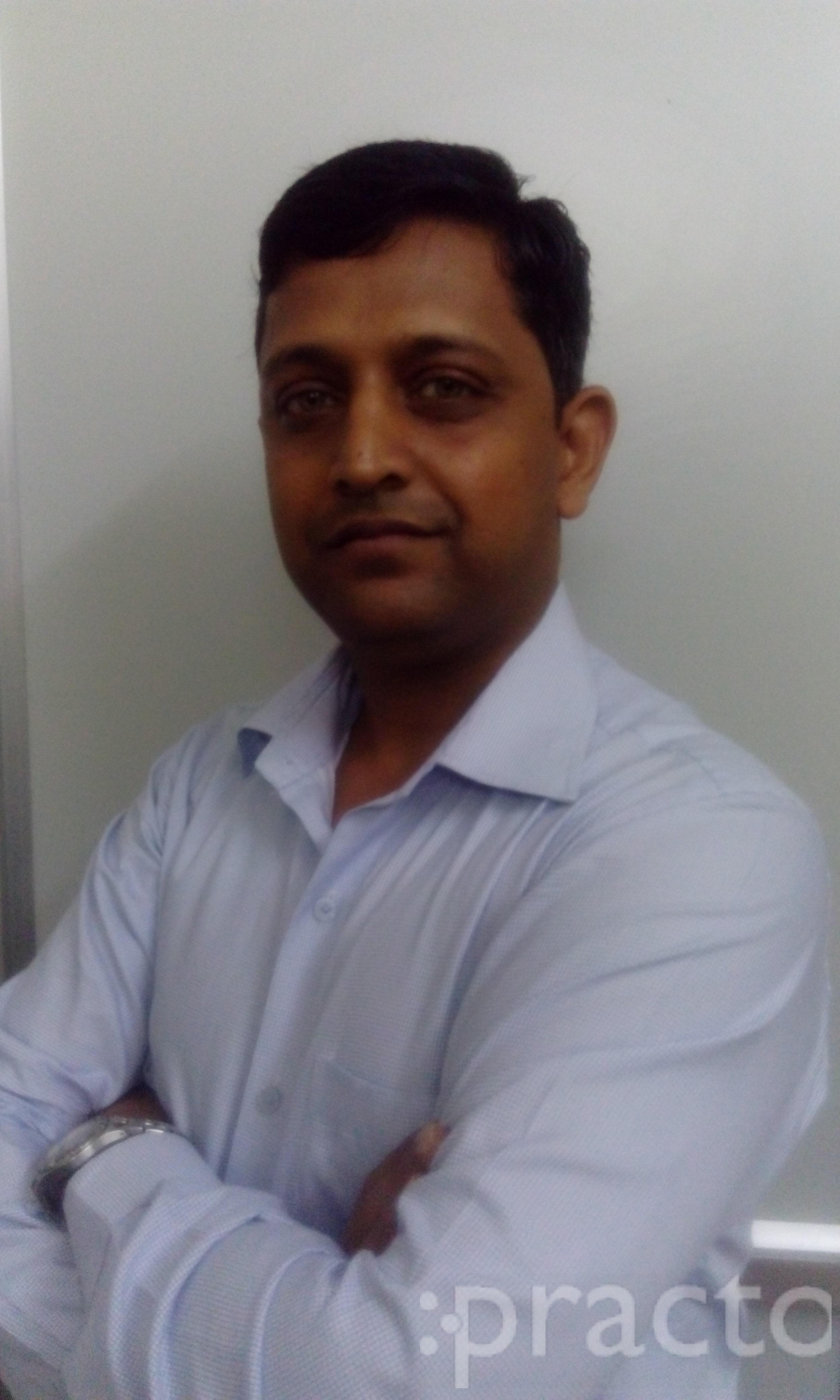 Dr. Manoranjan  Kumar - Head and Neck Surgeon