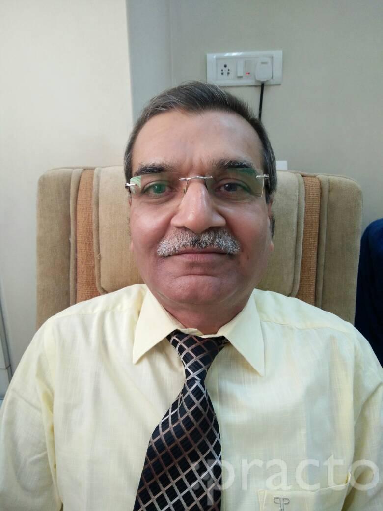 Dr. Mansukh Ghalla - Dermatologist