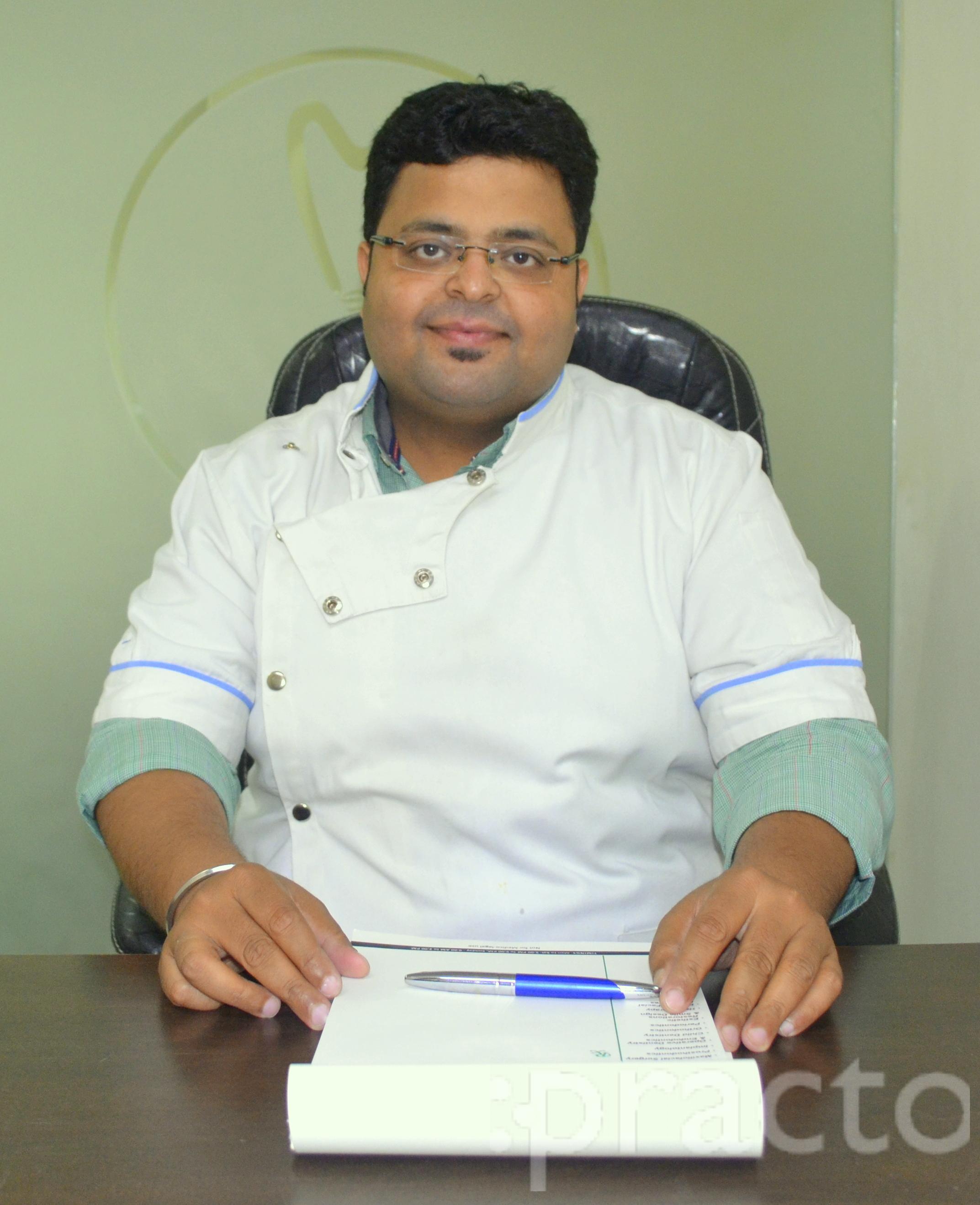 Dr. Manvendra Singh - Dentist