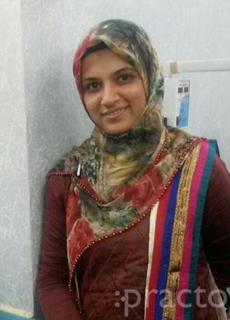 Dr. Mariyam Ajani - Dentist