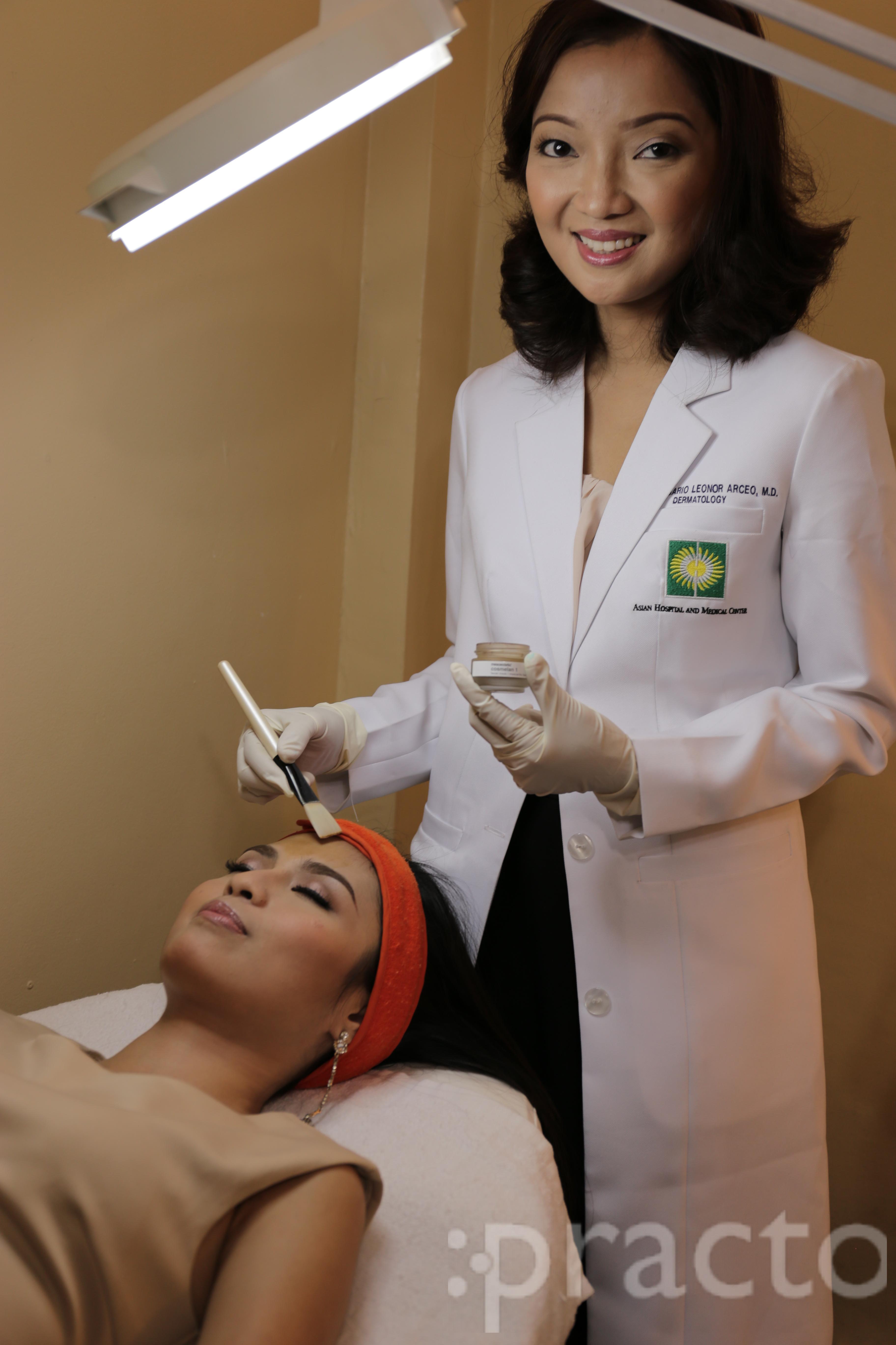 Dr. Mayose Vitug-Arceo - Dermatologist