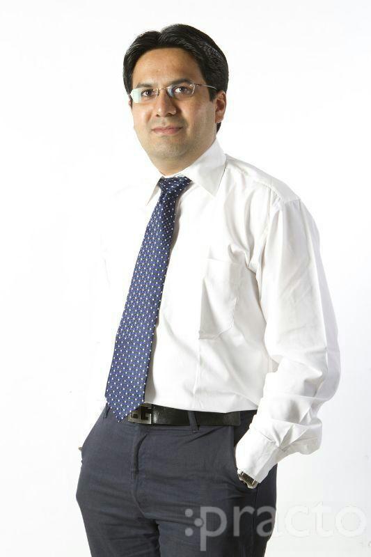Dr. Mayur Purandare - Orthopedist