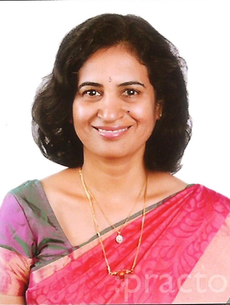 Dr. Meera Ramakrishnan - Pediatrician