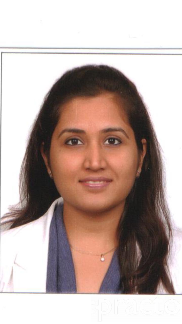 Dr. Meeta Nanda (P.T.) - Physiotherapist