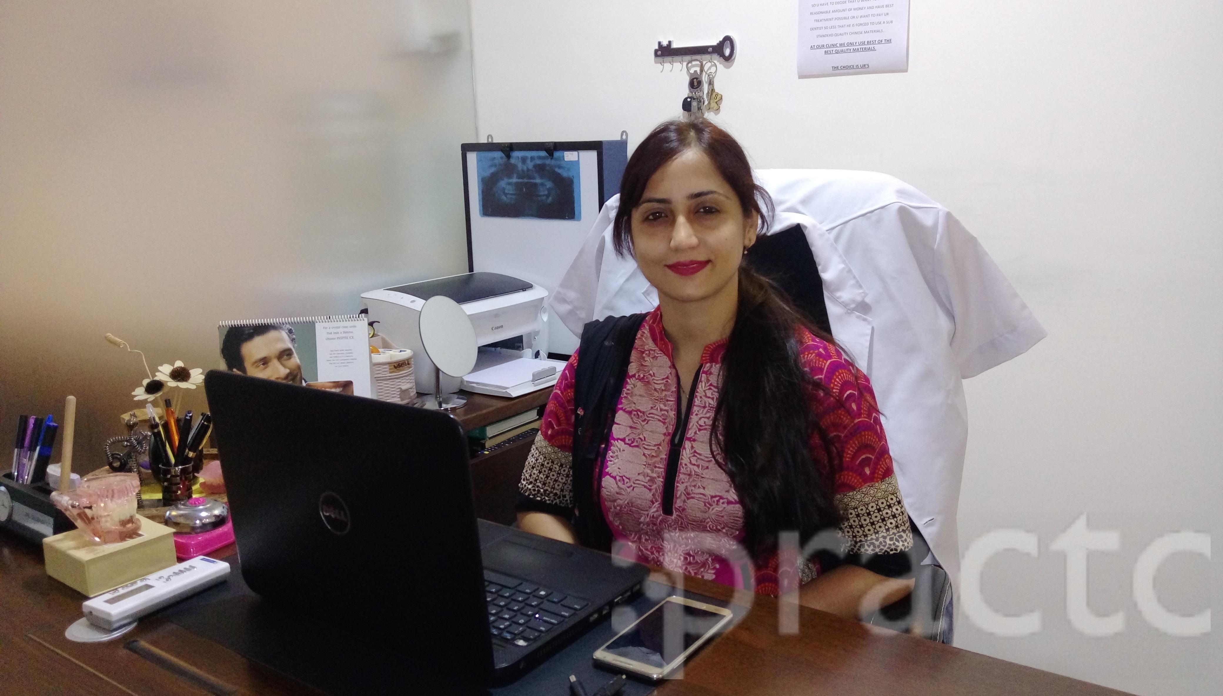 Dr. Meetu Singh - Dentist