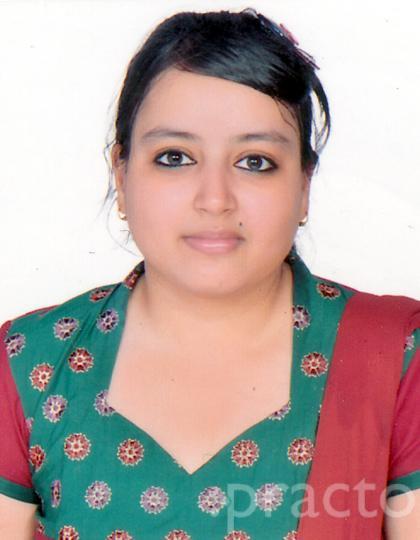 Dr. Megha Agarwal - Dentist