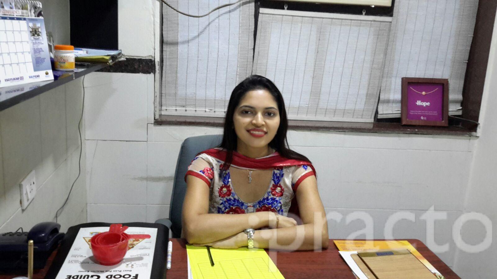 Dr. Meghna Parekh Sheth - Dietitian/Nutritionist