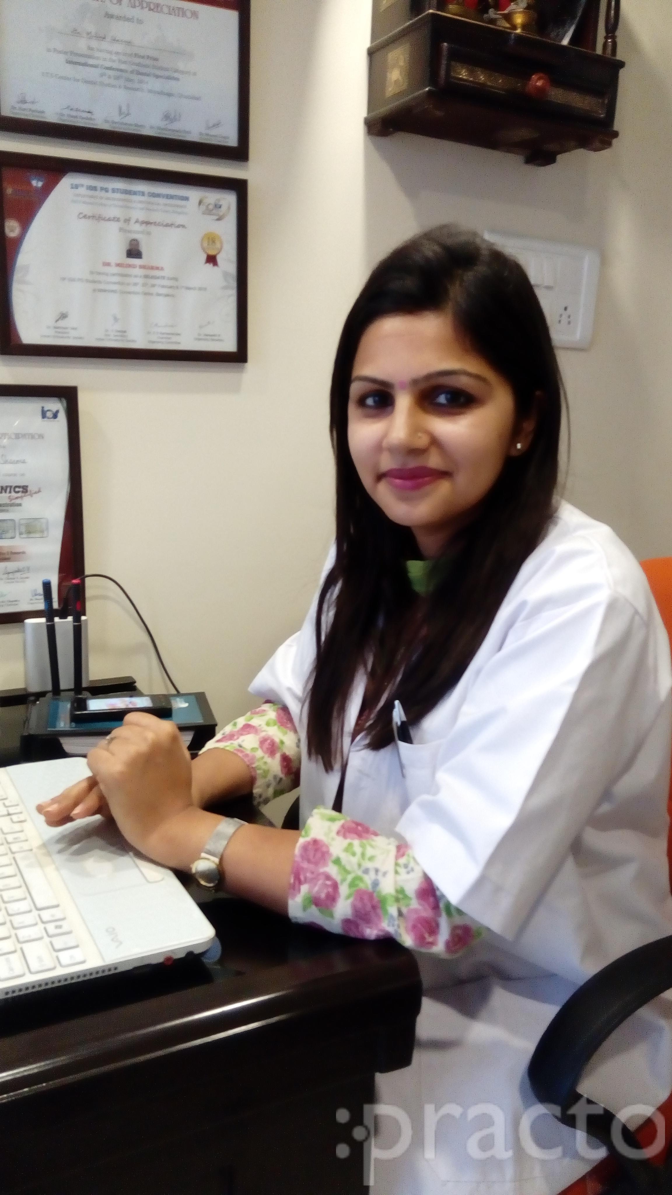 Dr. Mehak Nagpal Sharma - Dentist