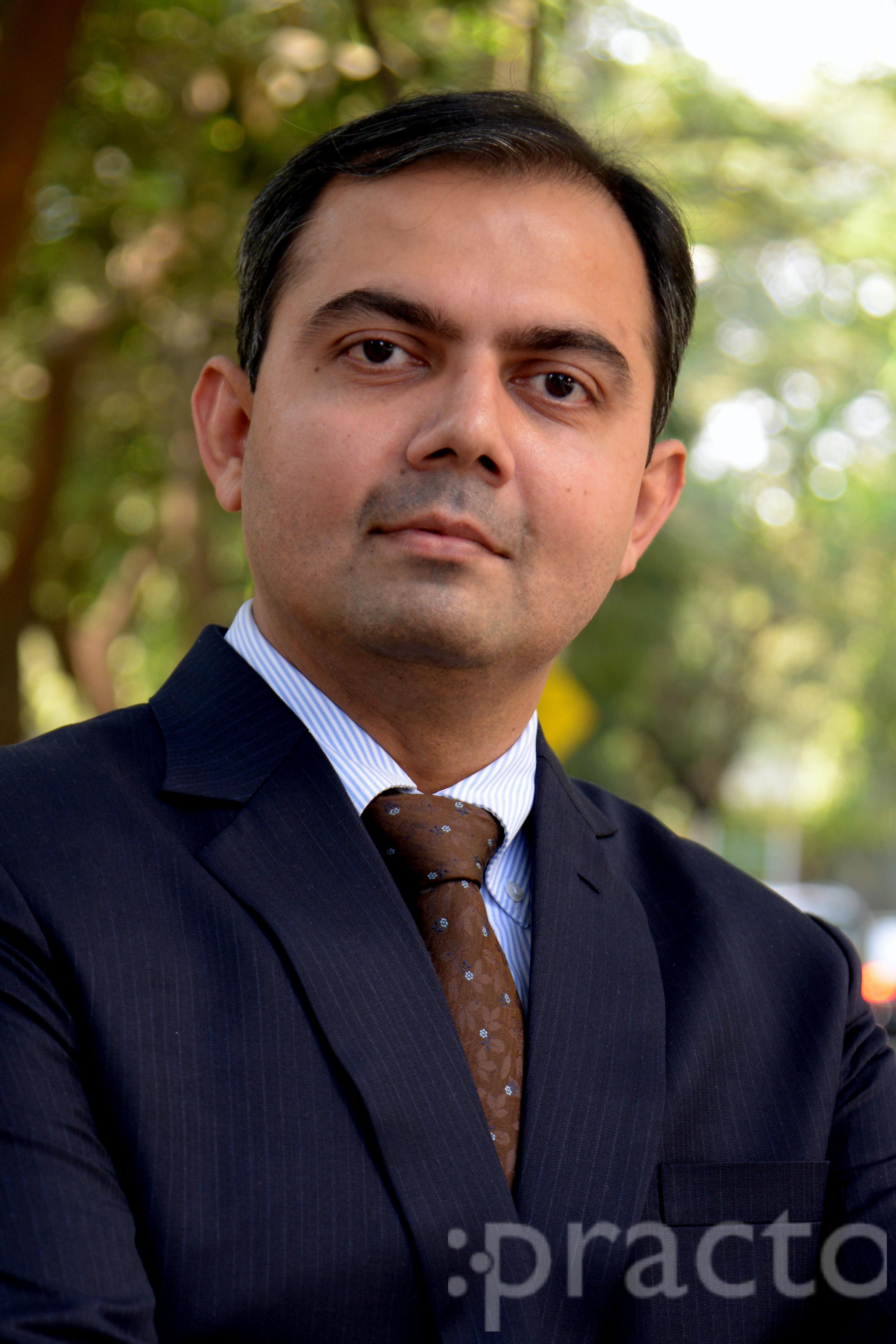 Dr. Mehul Choksi - Gastroenterologist