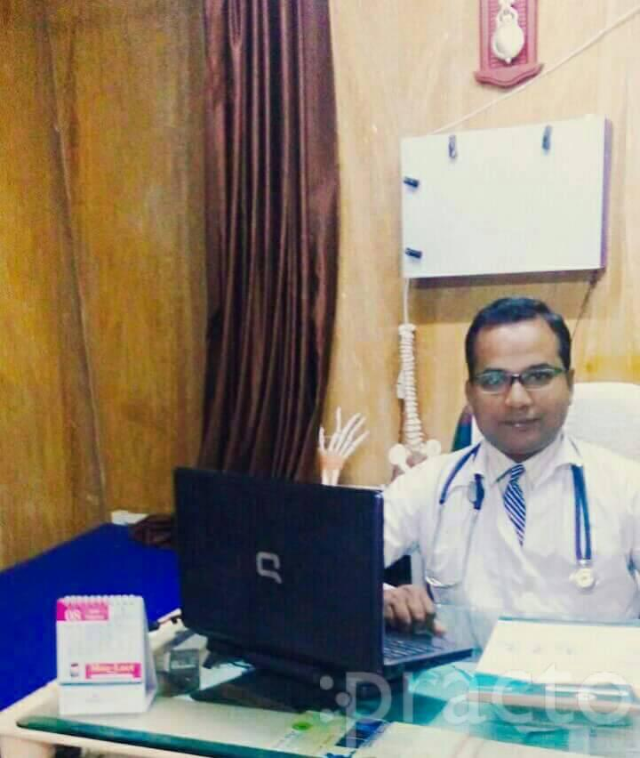 Dr. Meraj Ahmed (PT) - Physiotherapist