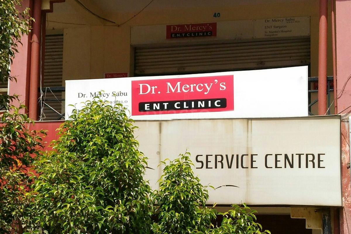 Dr  Mercy's ENT Clinic, ENT Clinic in HSR Layout, Bangalore