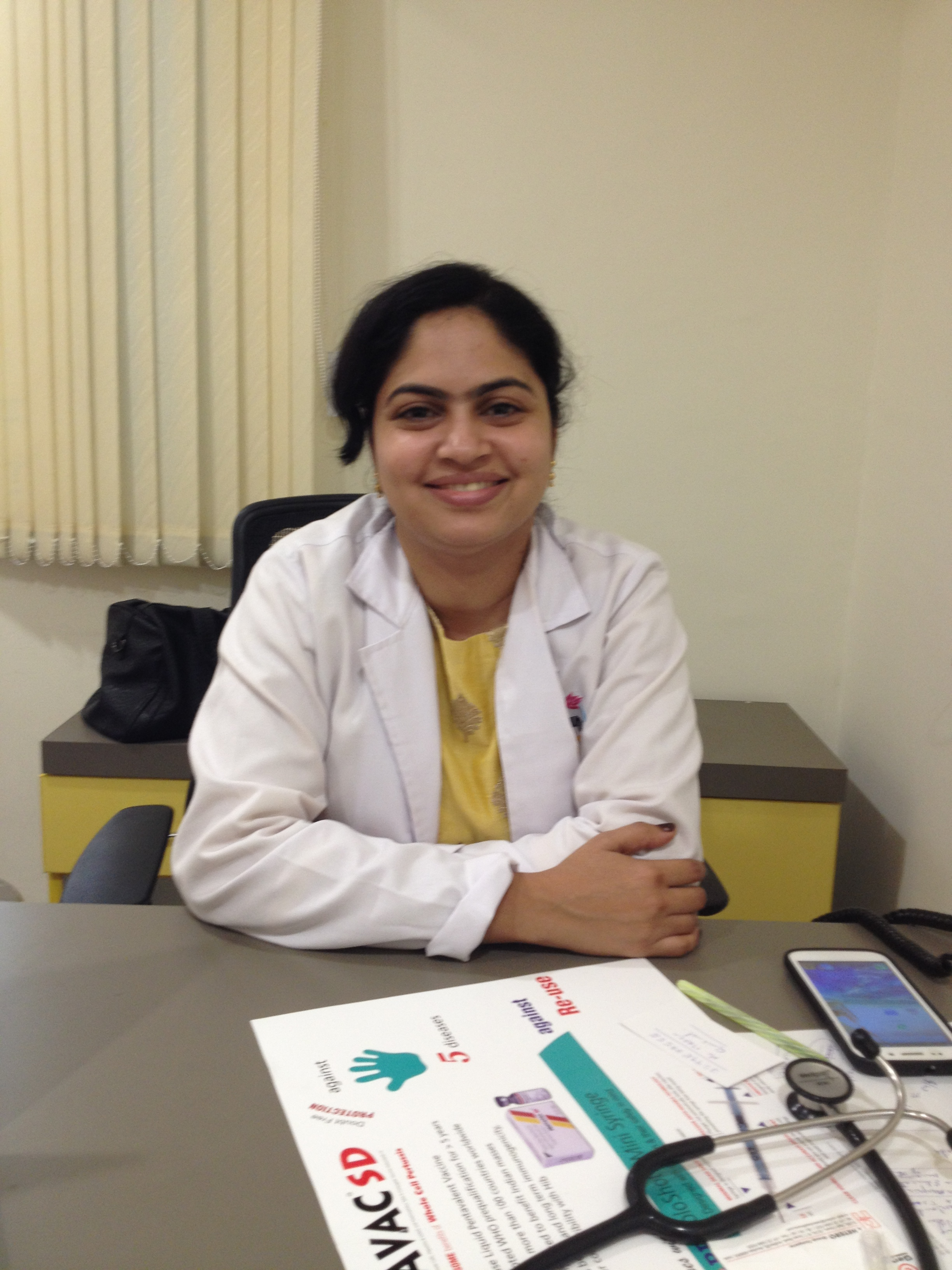 Dr. Michelle Solomon - Pediatrician