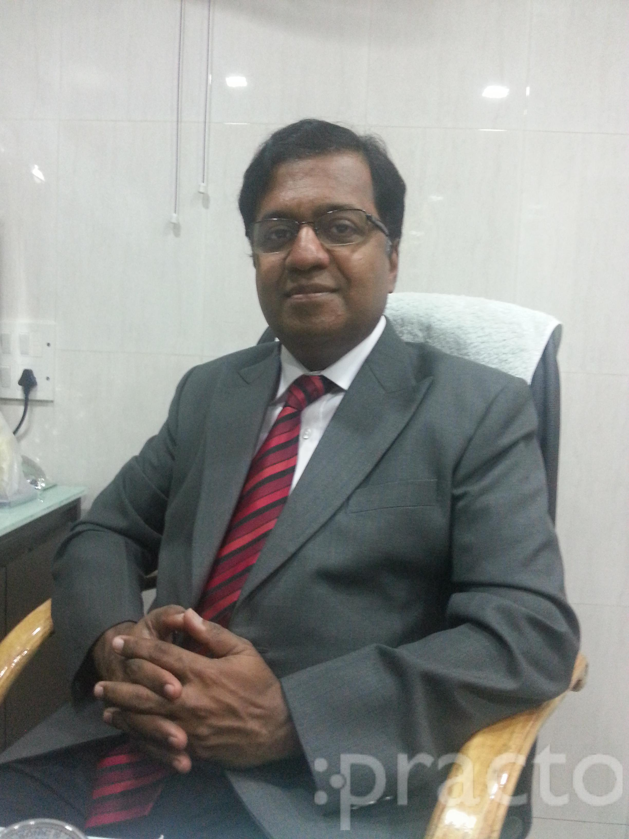 Dr. Milind Patil - Orthopedist