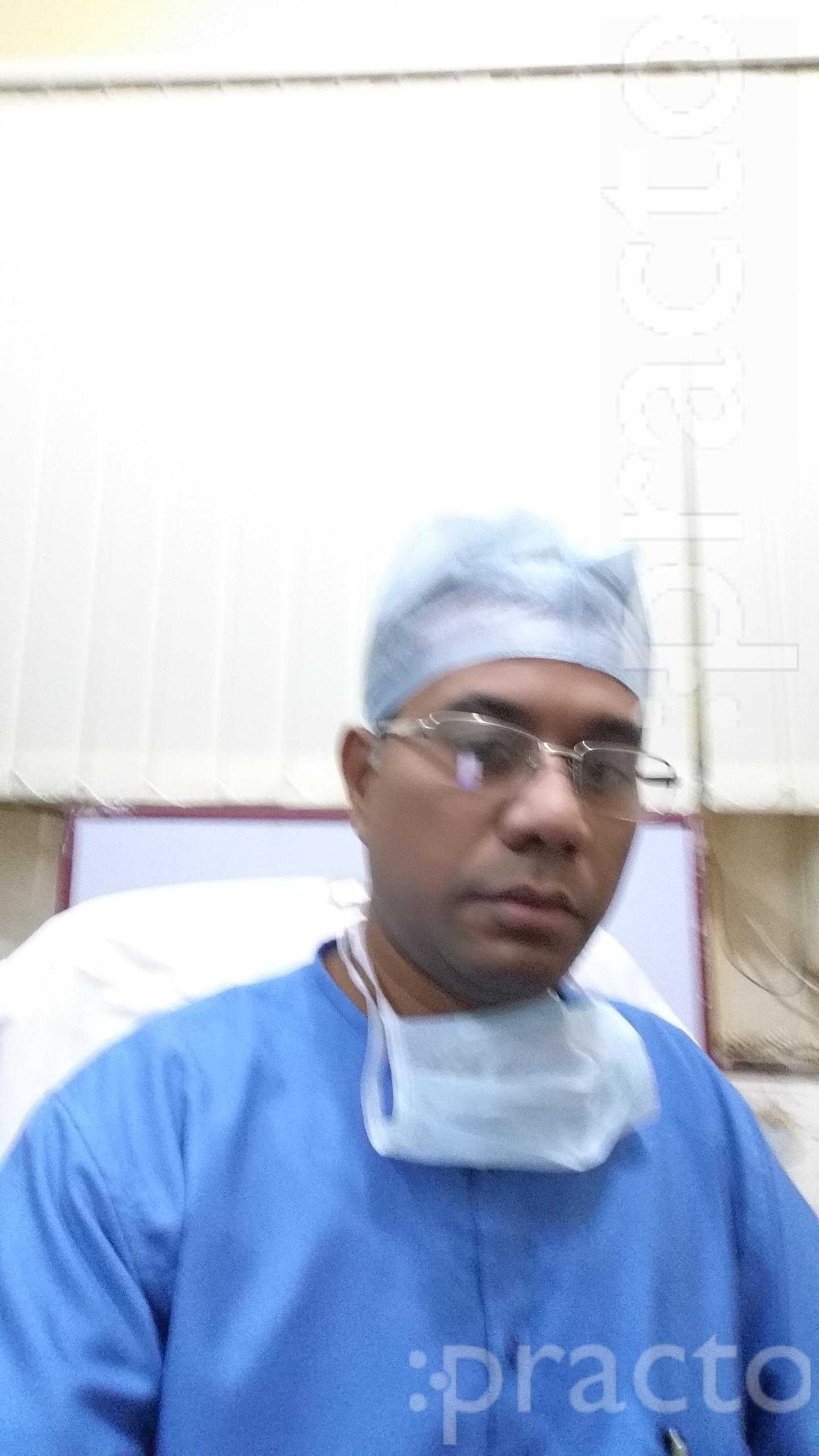 Dr. Mir Jawad Zar Khan - Orthopedist