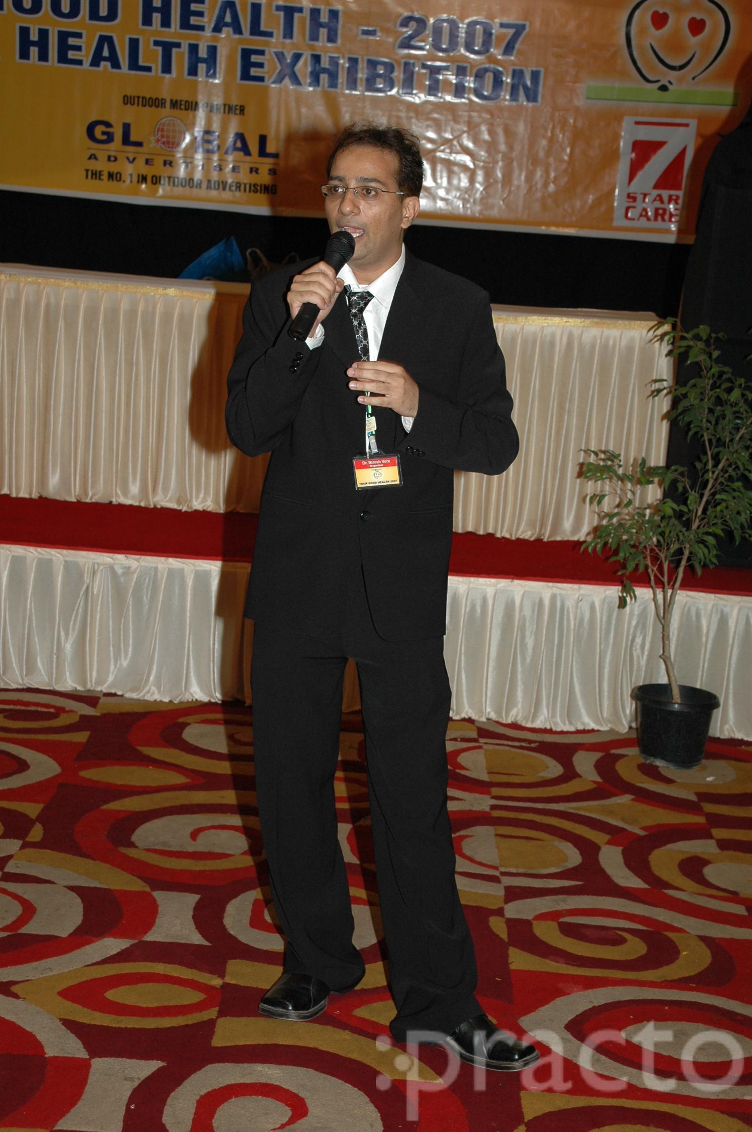Dr. Mitesh J. Vora - Homeopath
