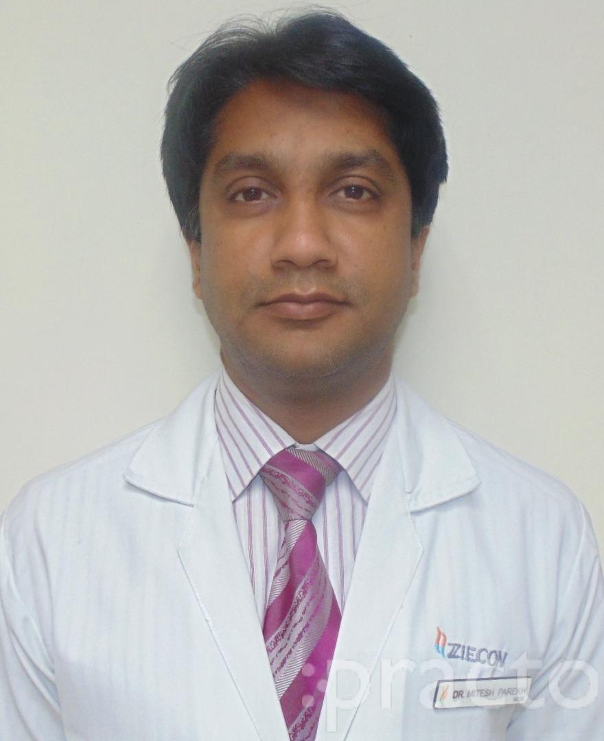 Dr. Mitesh Parekh - Dentist