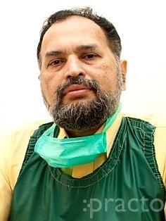 Dr. Mohammed Ali - Gastroenterologist