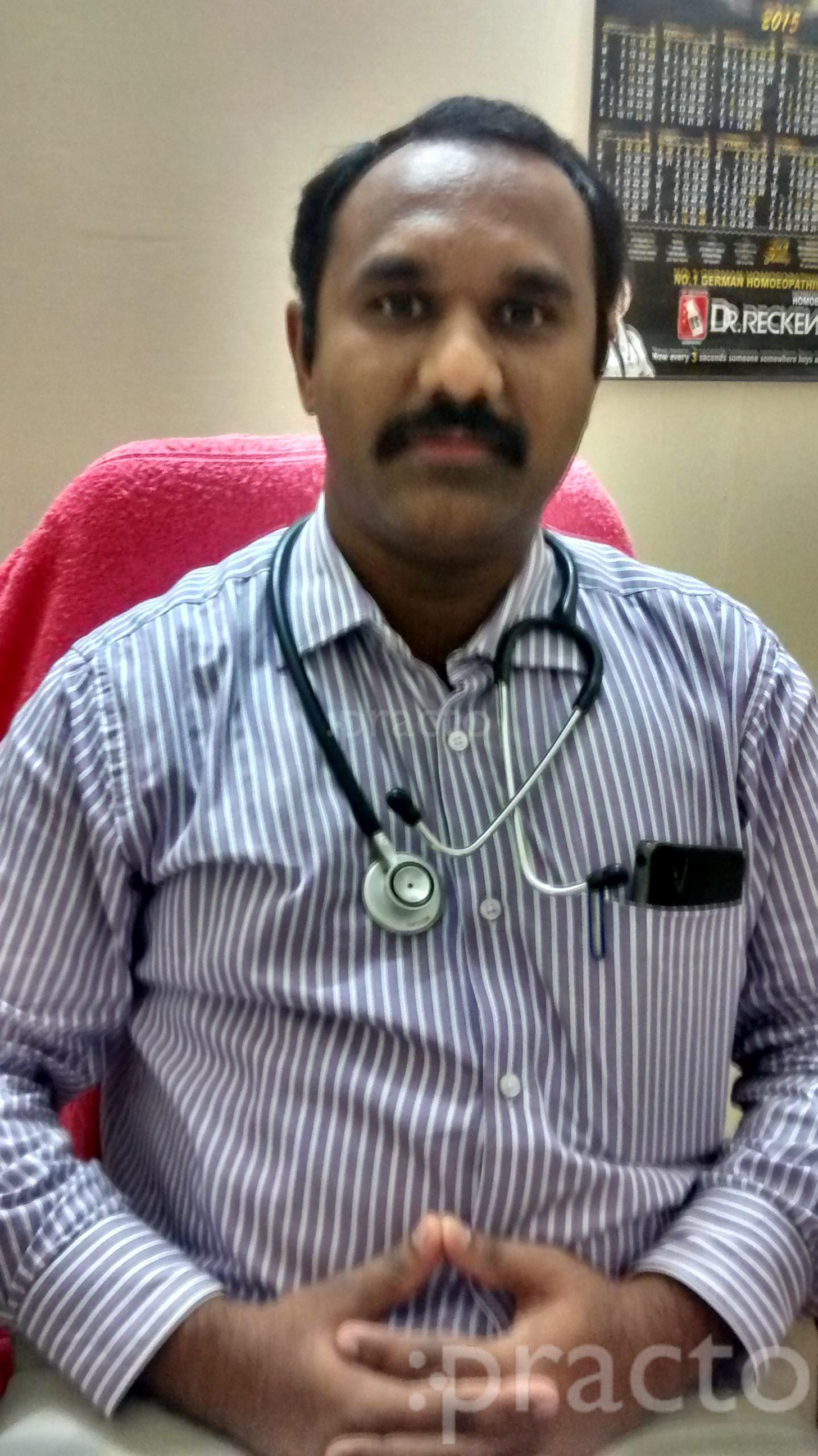 Dr. Mohan Kumar - Homeopath