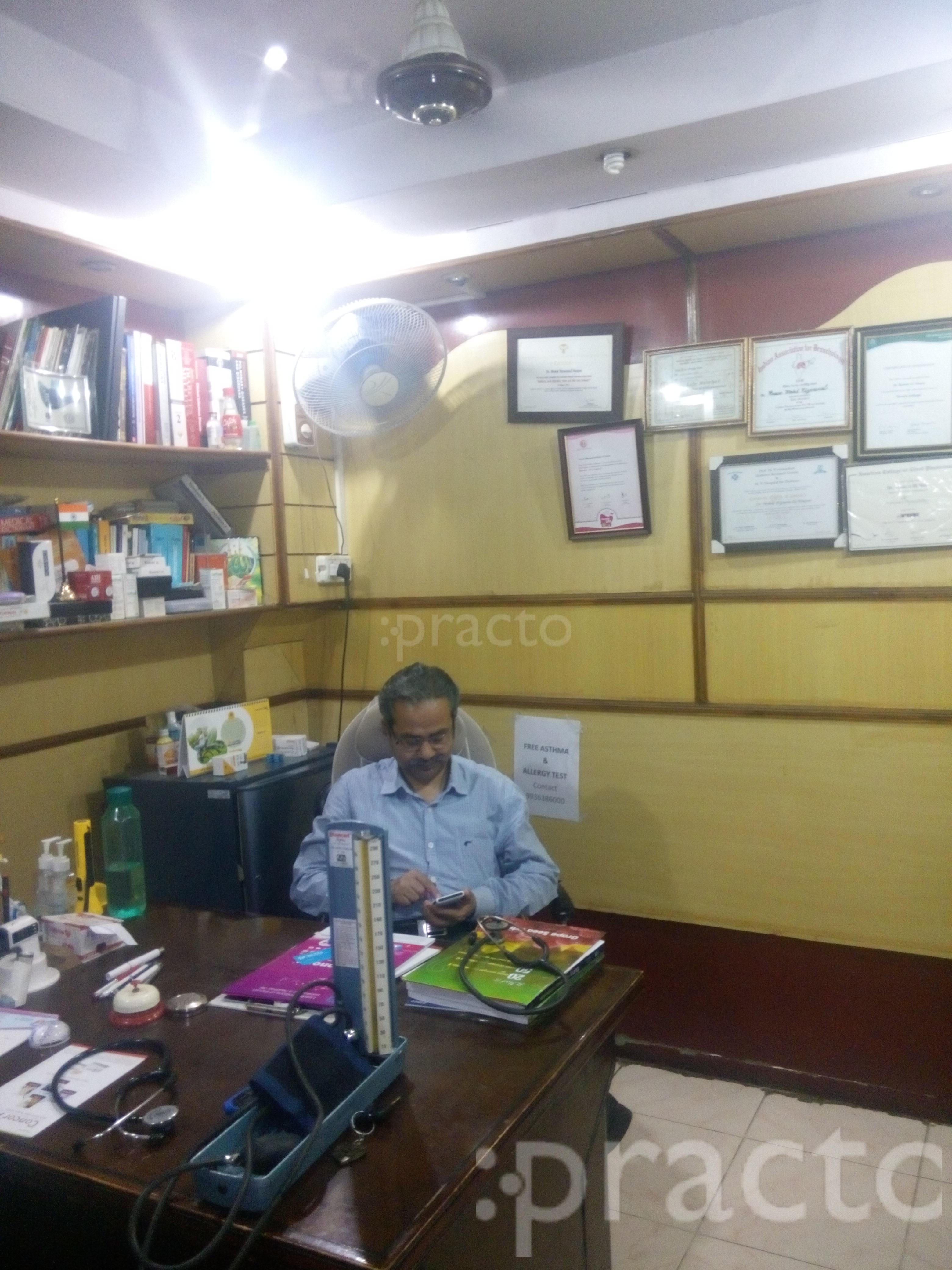 Dr. Mohd. Rizwanul Haque - Pulmonologist