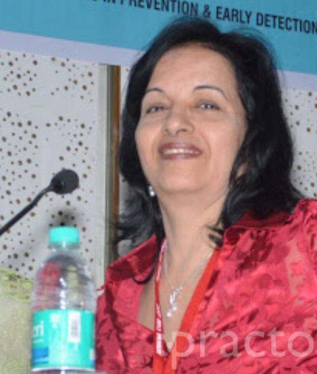 Dr. Mohini Vachhani - Gynecologist/Obstetrician
