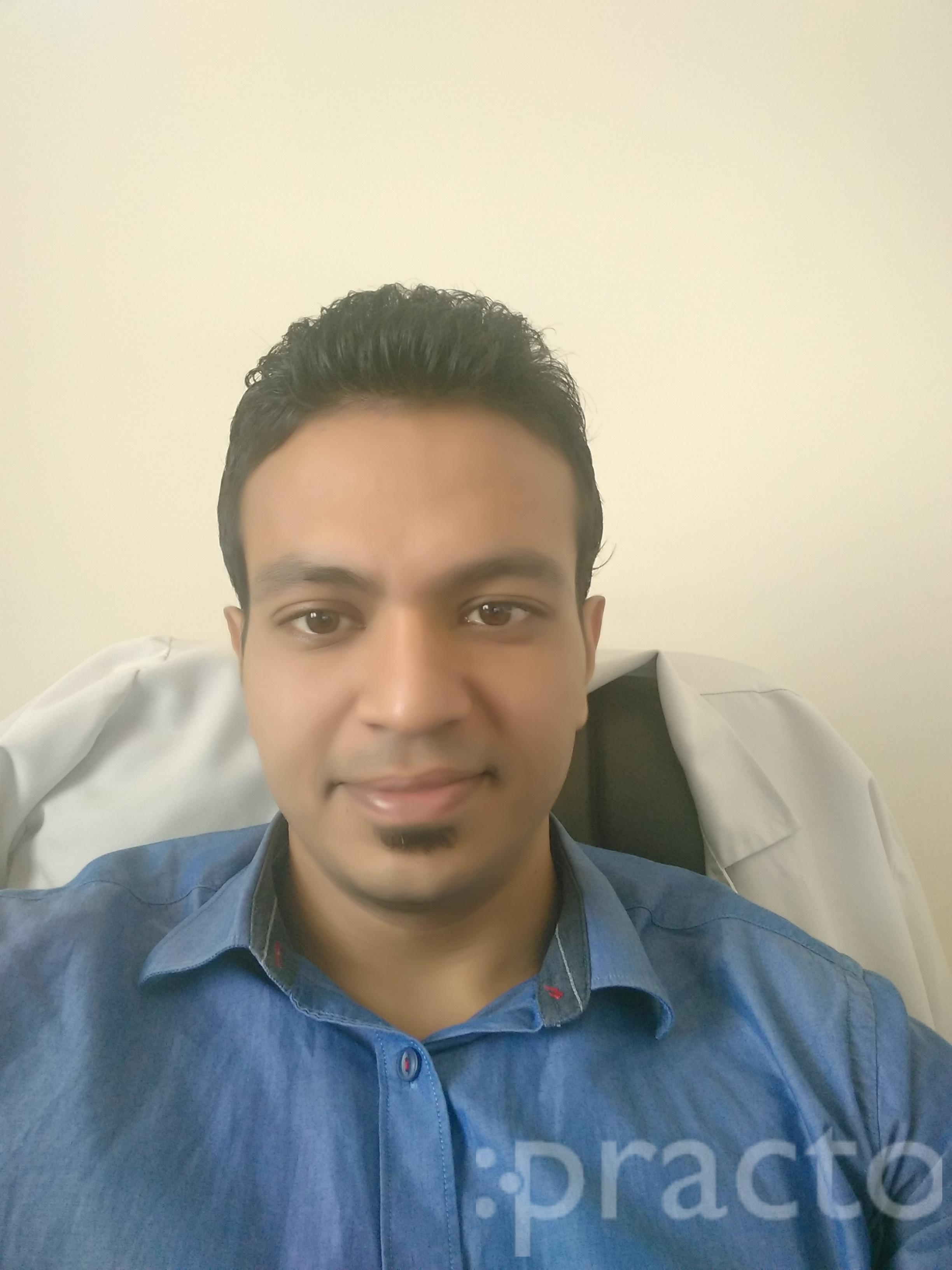 Dr. Mohit Gupta - Dentist