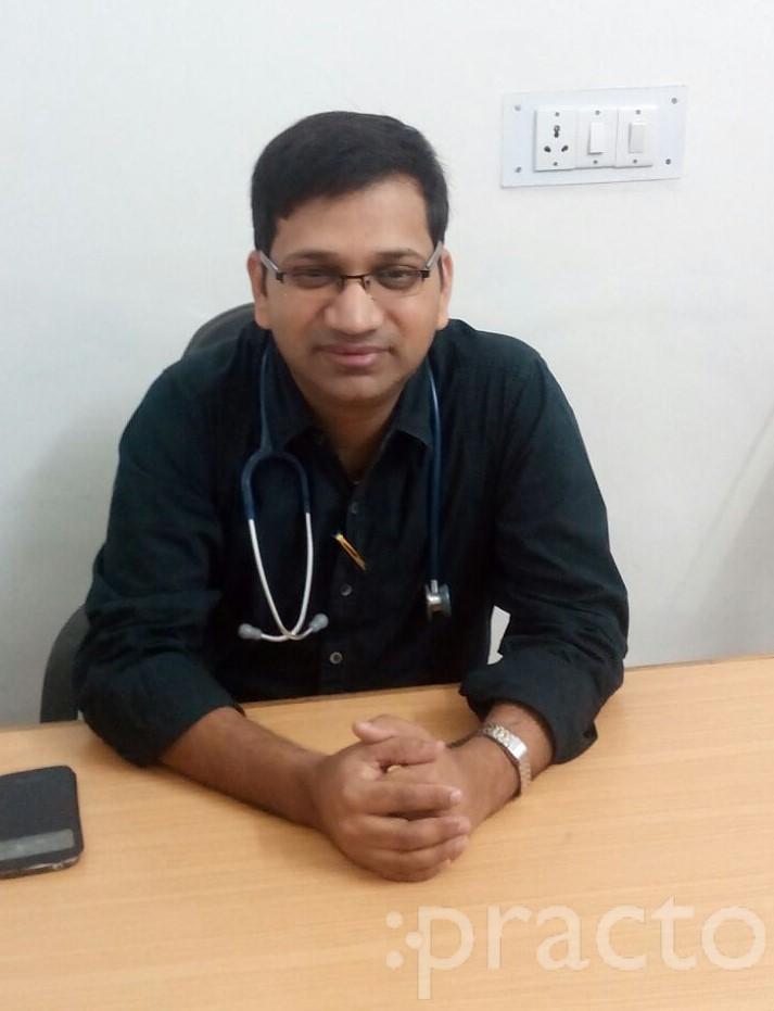 Dr. Mohitesh Shrivastava - Pediatrician