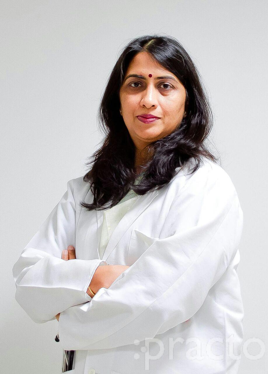Dr. Monica Aggarwal - Gynecologist/Obstetrician