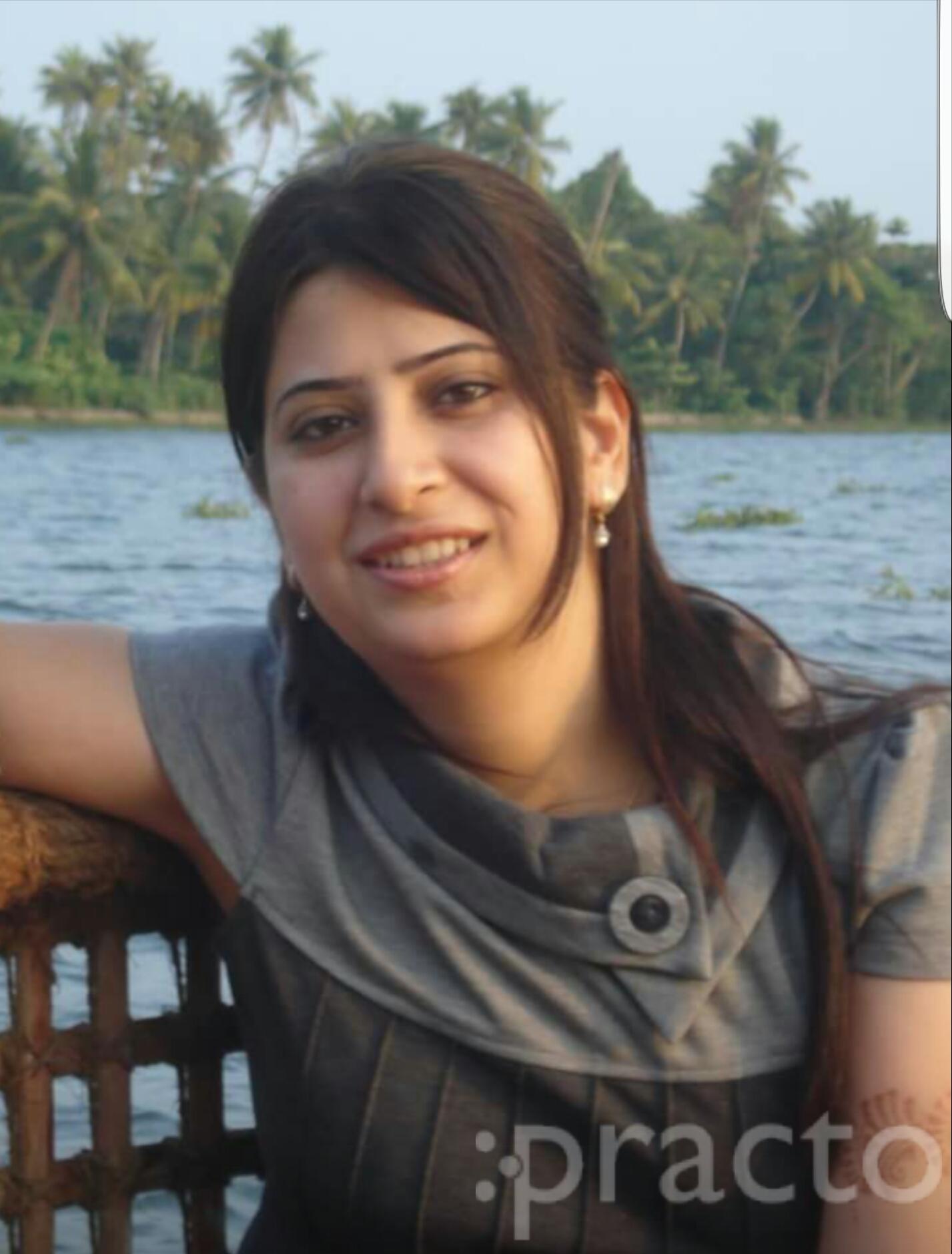 Dr. Monika Pokharna - Dentist