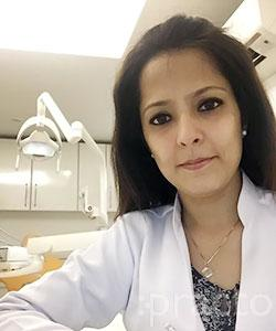 Dr. Monisha Baluja Sardana - Dentist