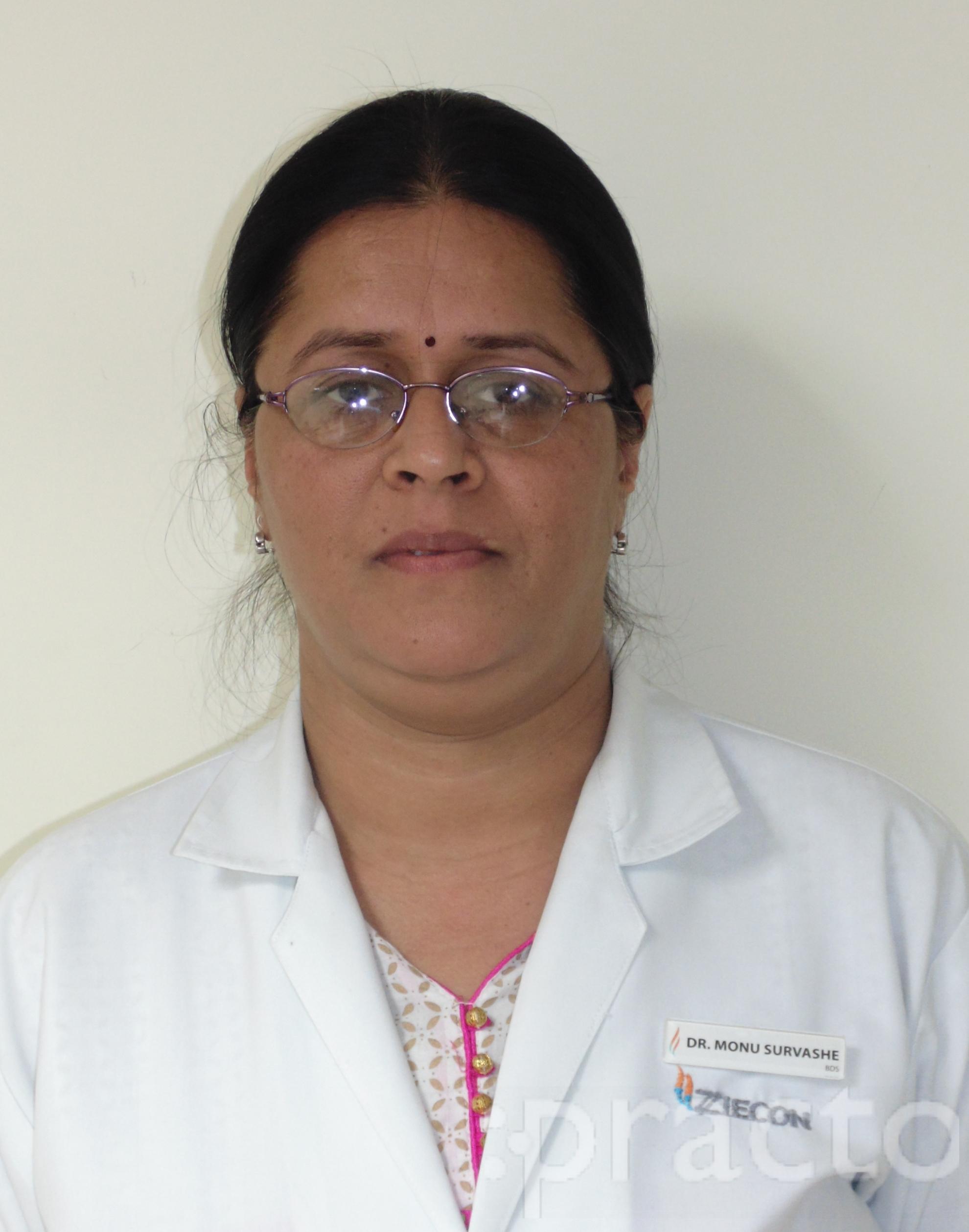 Dr. Monu Survashe - Dentist