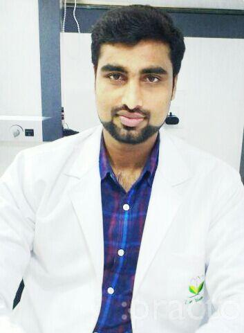Dr. Moorthy Ganesan PT - Physiotherapist