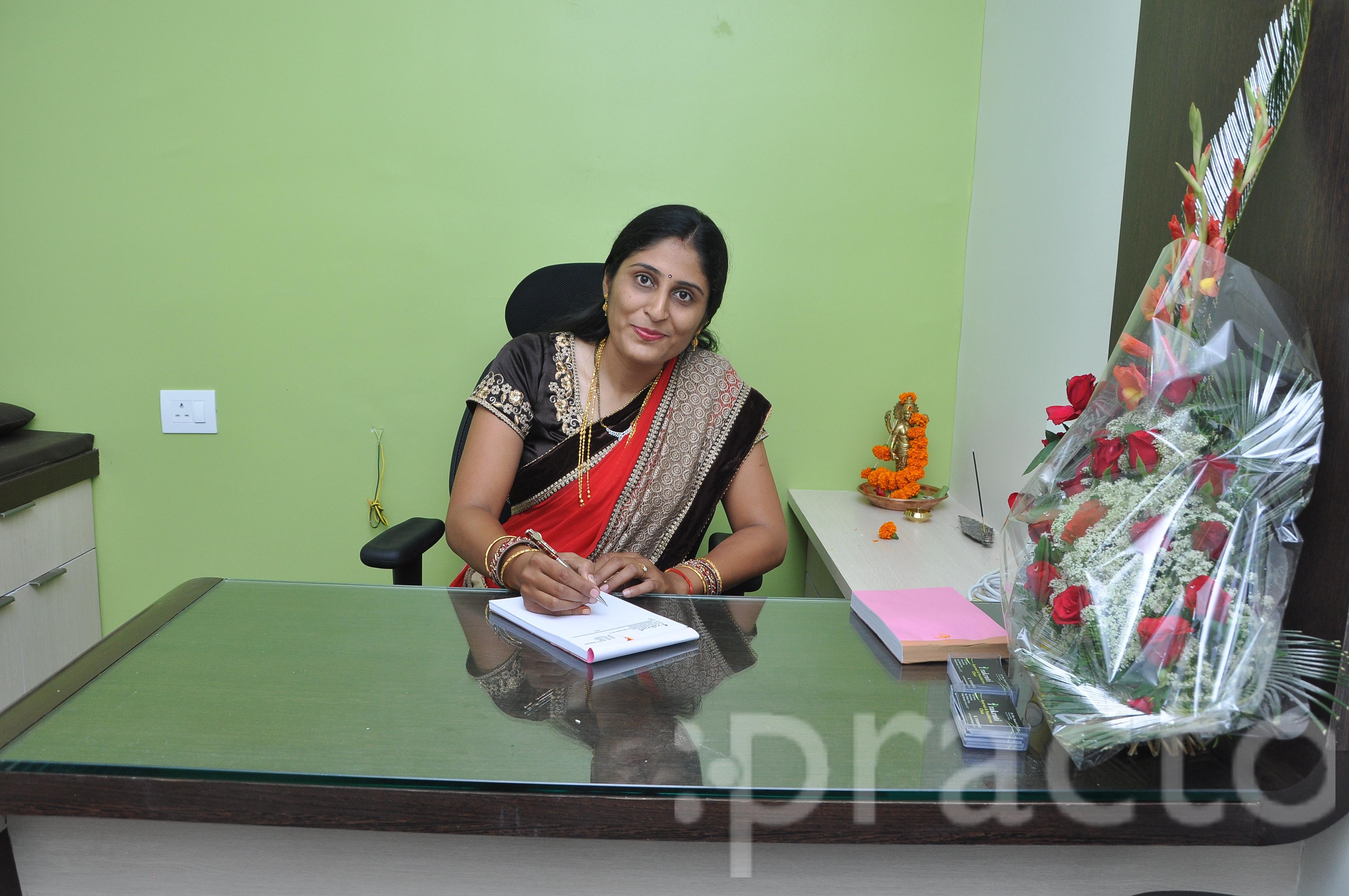 Dr. Mrs. Kiran R. Kharbade - Ayurveda