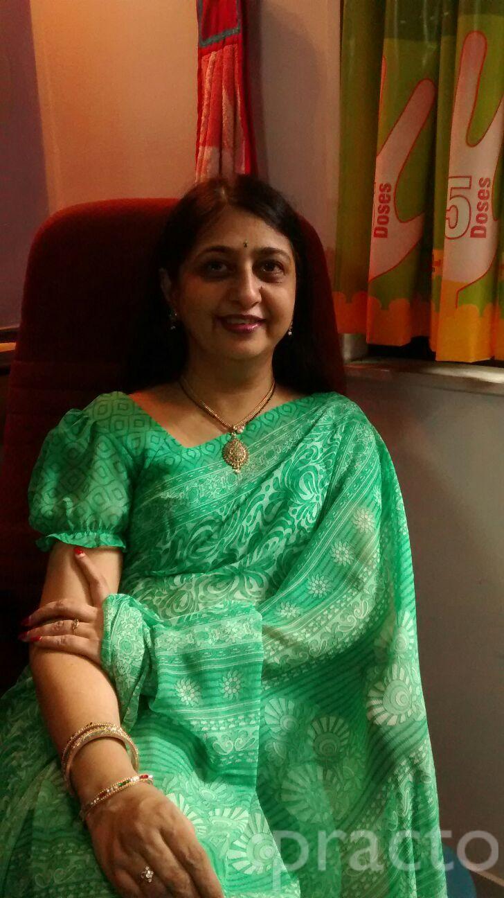Dr. Sujata Chitnis - Pediatrician