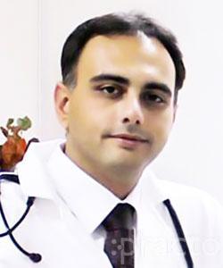 Dr. Mudit Sabharwal - Diabetologist