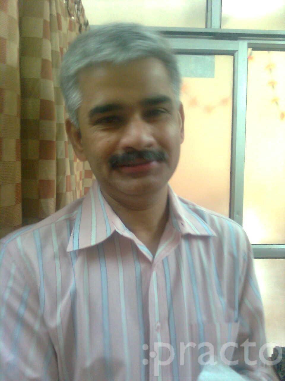 Dr. Mukesh Dwivedi - General Physician